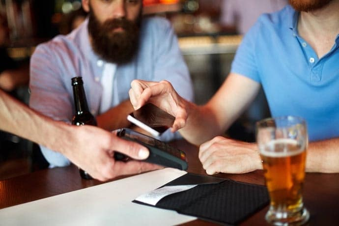 The Cashless Pub: Is It Right For You?