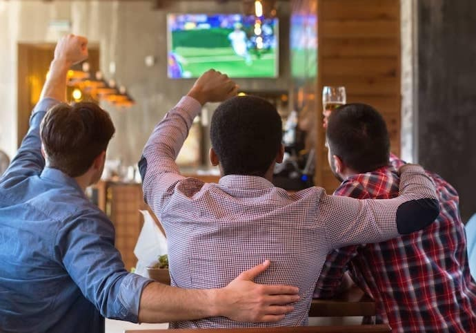 Maximising Trade From Sport at Your Pub